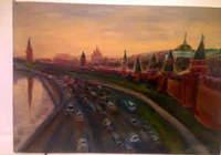 """Утор-Москва."", автор ALEKSEEVA IRINA"