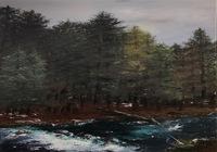 """«Forest»"", автор  Вартазарян Анастасия"