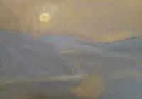 """Рассвет в горах Китая"", автор Ащепкова Арина"