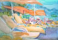 """Пляж / The beach"", автор TanBelia"