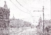 """""""Невский проспект"""", автор Королев Михаил"""