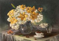 """""""...и вишни"""", автор Захарченко Жанна"""