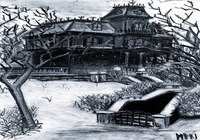 """Mansion"", автор Шляпникова Мария"