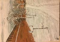 """""""Стена Кремля Нижнего Новгорода"""", автор Прусов Дмитрий"""