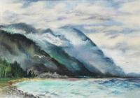 """«Море. Горы»"", автор Анастасия"