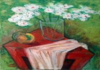 """"""".White Flower """", автор ZAKIR"""