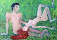 """Grassplot "", автор ZAKIR"