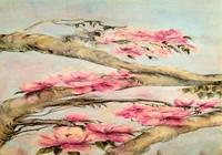 """розовый воздух"", автор Sweta Pero"
