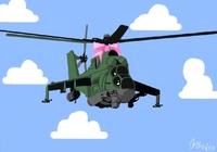 """""""Helicopter"""", автор Роман Русс"""