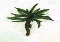 """""""пальма"""", автор Лагута Виктория"""