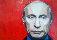"""Путин "", автор Шершнева Надежда"