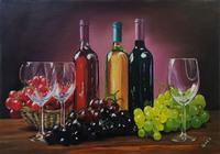 """Вино и виноград"", автор Константин Гусев"