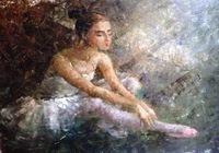 """Балерина"", автор Маринский Никита"