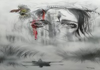 """Camino inestable (Неустойчивая дорога)"", автор Alberto Morán Socorro"